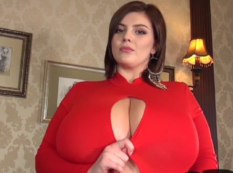 XENIA WOOD IN RED