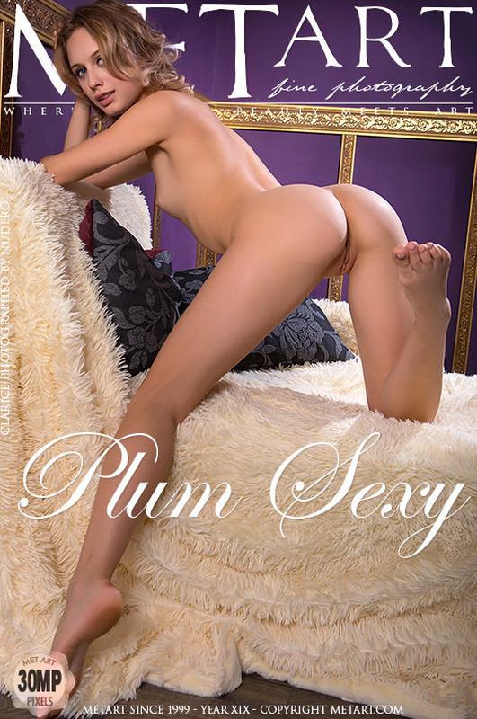 Clarice - Plum Sexy  (10-11-2018)