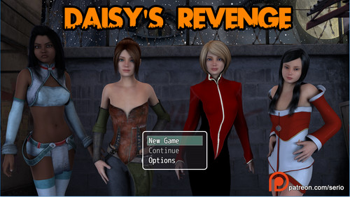 Serio - Daisy's Revenge - Completed Version