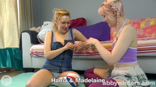 Hania & Madelaine -  (Abbywinters.com-)