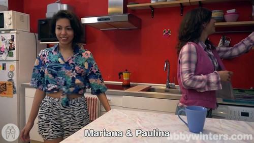 Mariana & Paulina -  (Abbywinters.com-)