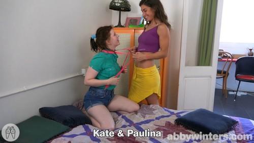Kate G & Paulina -  (Abbywinters.com-)