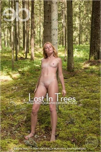 EroticBeauty Runa Lost In Trees eroticbeauty 08060