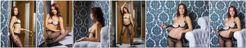 [MyNakedDolls] Karina - Obsession With PantyhoseReal Street Angels