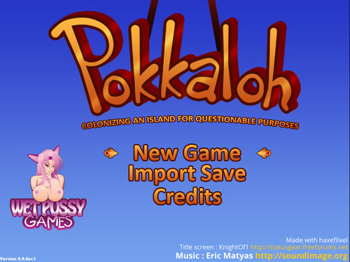 Pokkaloh - Pokkaloh: Colonizing an Island for Questionable Purposes - Version 1.0 Completed
