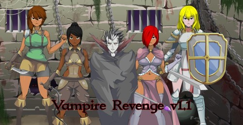 Gaweb Studio - Vampire Revenge - Version 1.1 Completed