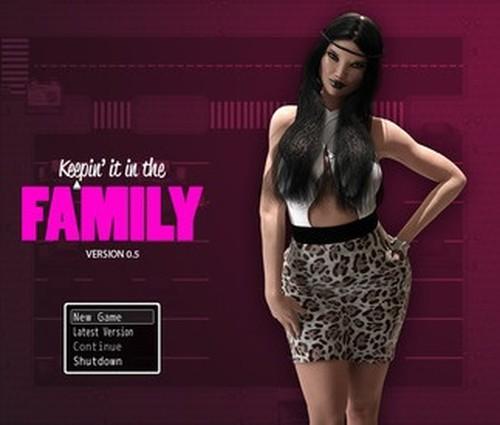 Greebo - Keepin' It In The Family  - Version 0.5 + Bonus [v0.6 Renders Only] + CG v0.6