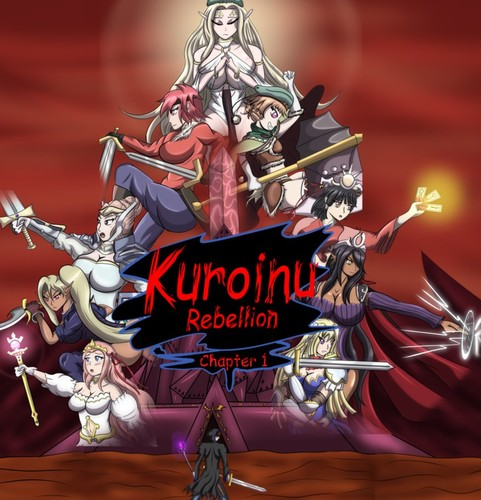 LionheartXIII - Kuroinu: Rebellion - Version 1.5