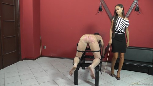 Mistress Amanda - Strict Business