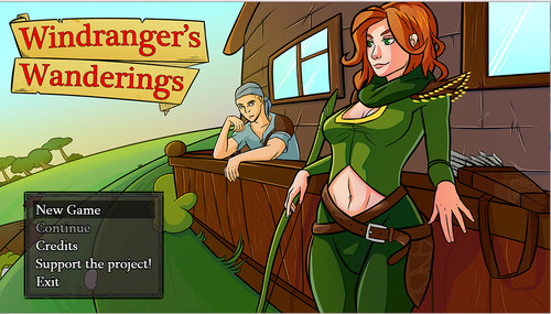 Tit Dang - Windranger's Wanderings - Version 1.1.2