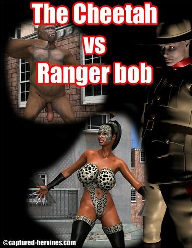 The Cheetah vs Ranger Bob 1-5 Cover