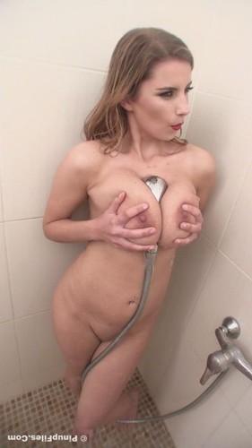 Sexy Silver Shower 1, 2 - Katarina Angel (Pinupfiles.com-2018)