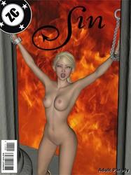 Zeta Clark - Supergirl Sin