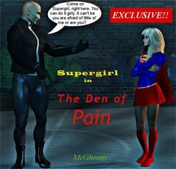 McGheeny - The Den Of Pain 1-3