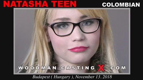 Woodman Casting X - Natasha Teen - Casting X 201