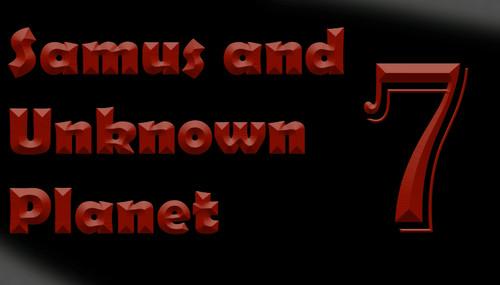 26RegionSFM – Samus and Unknown Planet 7