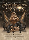 GraphicRiver - Christmas Gold Party 2018